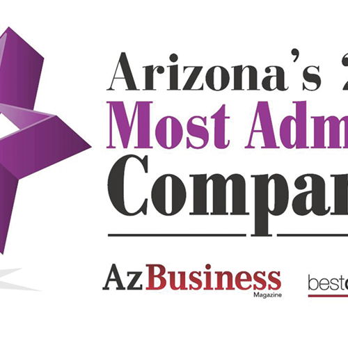 Sonora Quest Laboratories Named Most Admired Company Seventh Consecutive Year