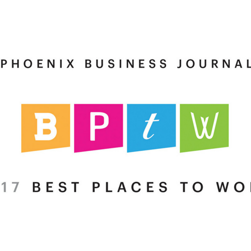 Sonora Quest Laboratories Named One of the 2017 Best Places to Work by the Phoenix Business Journal