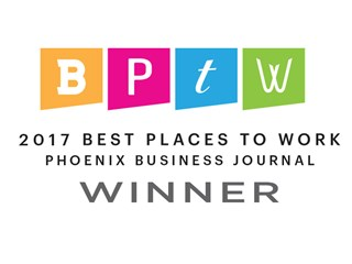Best Places to Work Winner Logo